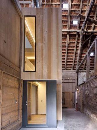 Urech Architekten, umbau bauernhaus, vogelsang