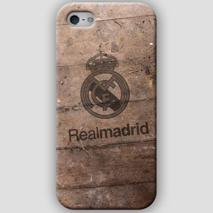 Fundas para iPhone 4-4s-5-5s, con diseños del Real Madrid CF. Materiales policarbonato semiflexible y  color madera Puedes ver más detalles y Comprar con envió gratis en: http://www.upaje.com/shop/fundas-moviles/real-madrid-cf-iphone-5-5s/ #fundas #carcasas #iphone4 #iphone4s #iphone5 #iphone5s #realmadrid #madera