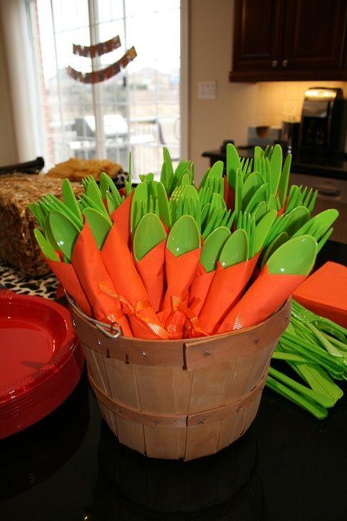 Easter utensils
