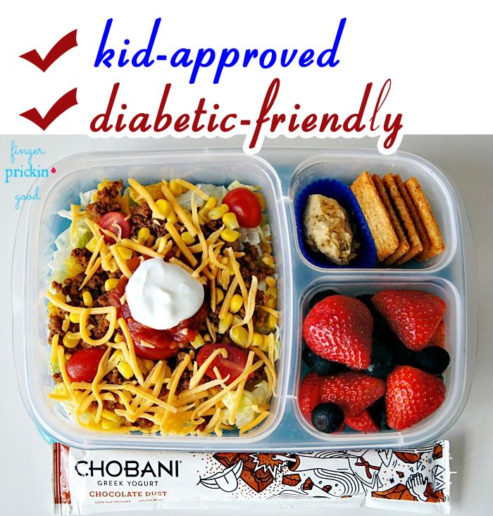 Friday Featured Lunch 2.6.15 Diabetic snacks, Diabetic
