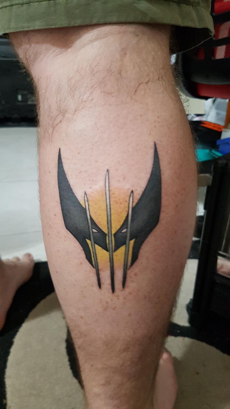Face tattoos designs and ideas page 7 - My New Wolverine Tattoo Done By Jay Craig At Tora Sumi Balmain Japanese Tattoo Sleeve