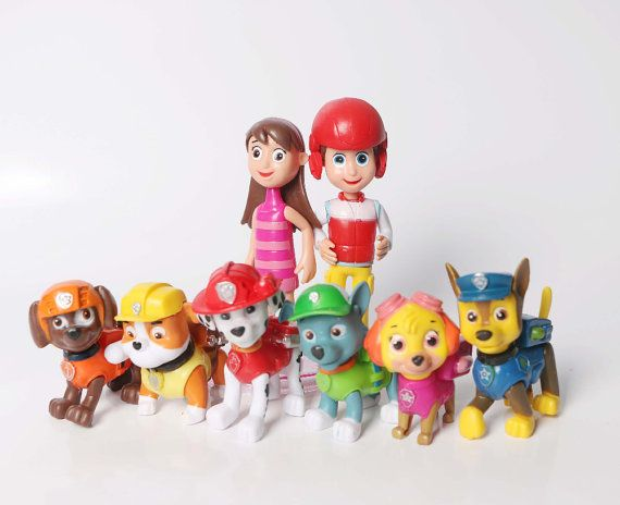 Kids Toys Action Figure: 1000+ Ideas About Paw Patrol Action Figures On Pinterest