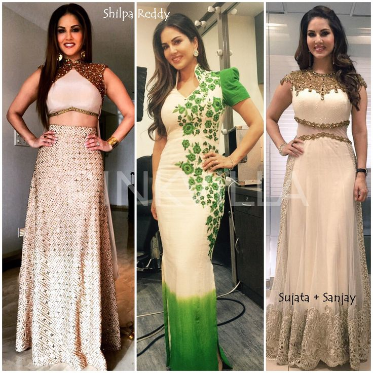 Style File : Sunny Leone promotes her new films