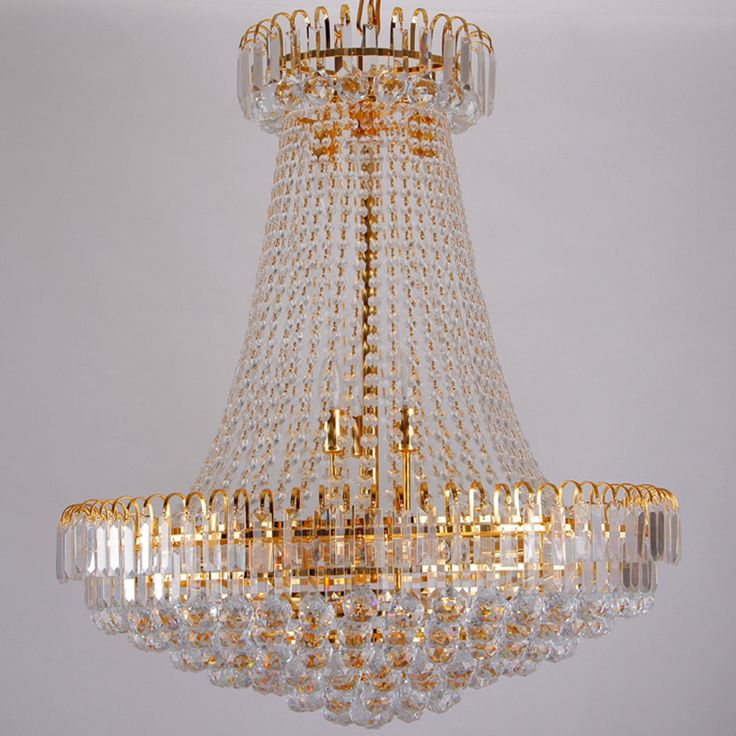 Item Type: Chandeliers Brand Name: Mclight Shade Type: Shadeless Shade Direction: Down Number of Lights: 6 Features: Traditional Body Material: Crystal Light Source: LED Bulbs Warranty: 3 years Switch