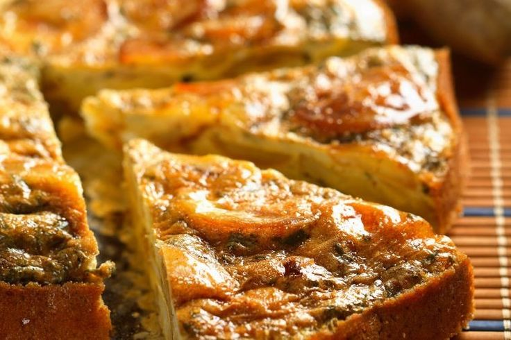 This hearty, filling cheese and potato tart from Rachel Khoo's Swedish recipe files is ideal to plate up at your next dinner party.