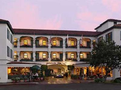 The Best Hotel In Santa Barbara- Montecito Inn