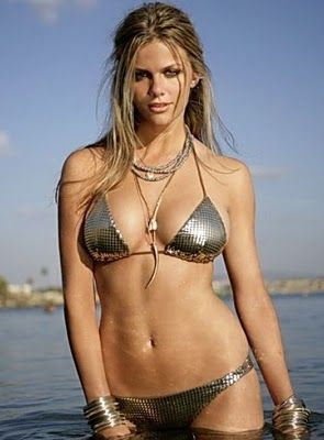 Brooklyn Decker Measurements