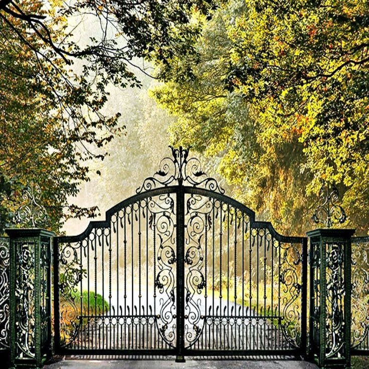 Wrought Iron Gates And Steel Barriers: 31 Best Images About Conception Mario Adornetto Inc On