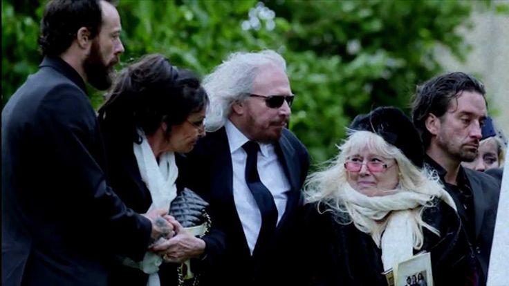 Rings Around The Moon: Robin Gibb Funeral #carolinasplajoseginer