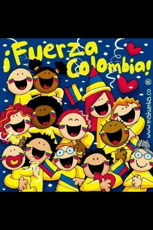 Colombia - Mundial 2014