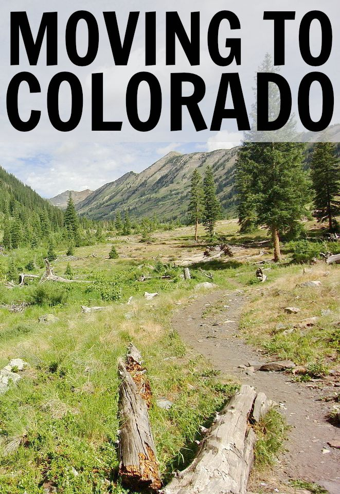 Are you interested in moving to Colorado? I just made the move and I am loving it so far! #colorado