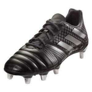 Adidas Kakari SG Rugby Boots (Stealth Black)
