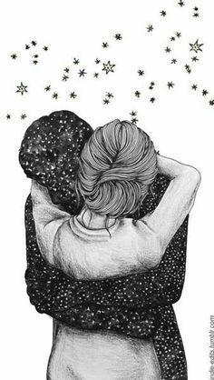 As estrelas são as minhas amigas(o)