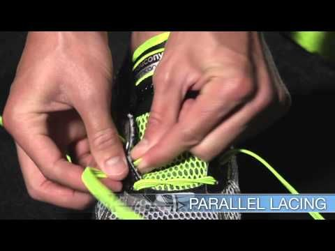 "▶ A Tip from Illumiseen: How to Prevent Running Shoe Blisters With a ""Heel Lock"" or ""Lace Lock"" - YouTube"