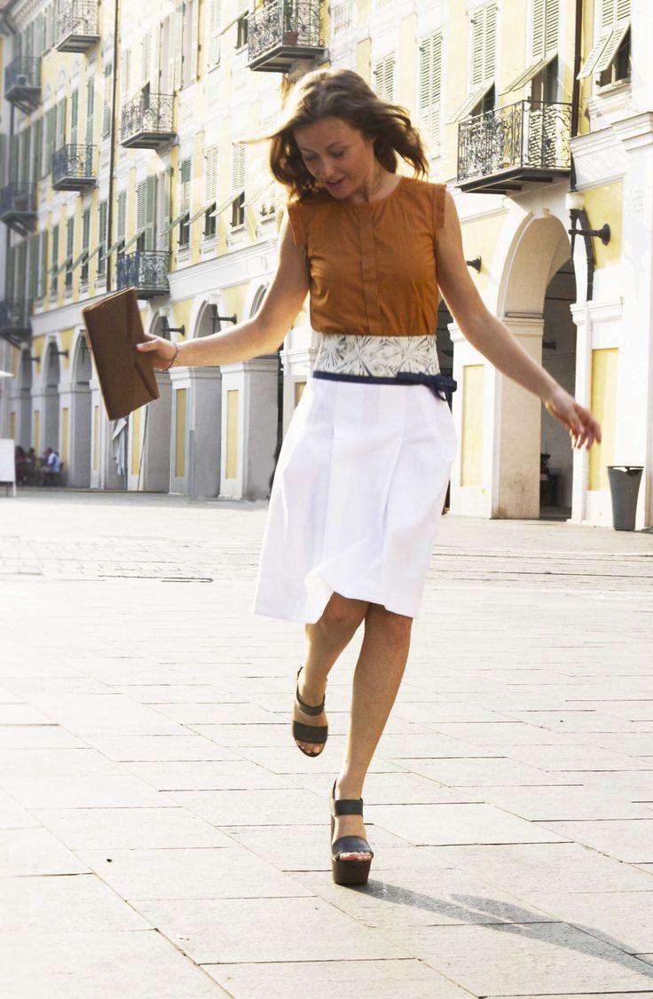 walking is like dancing