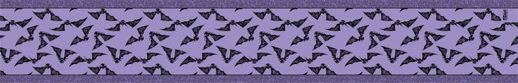 Gone Batty • Purple Table Runner   This unique table runner is made of good quality thick woven burlap, 100% polyester. http://www.theartdeli.com