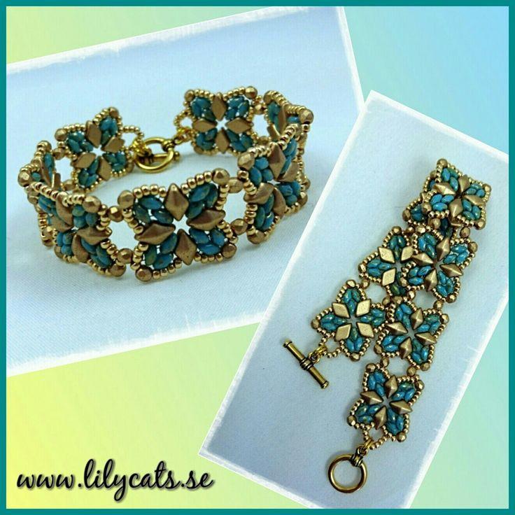 Produkten Armband Diamond Turkos säljs av Lilycats Smycken i vår Tictail-butik.  Tictail låter dig skapa en snygg nätbutik helt gratis - tictail.com