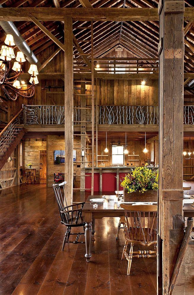 Private Barn in Ohio by Blackburn Architects