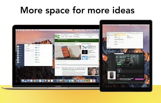 iDisplay la aplicación para convertir tu iPad en una segunda pantalla esta gratis