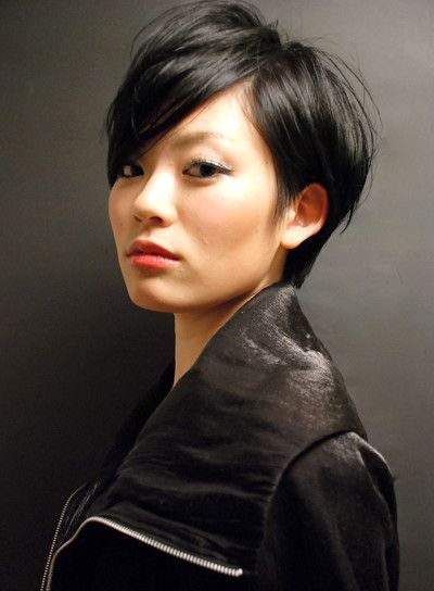 hair styles for narrow face 25 best ideas about asian bob haircut on 6664 | d05e5eaa9b6664c5da83f48ffcee4b15