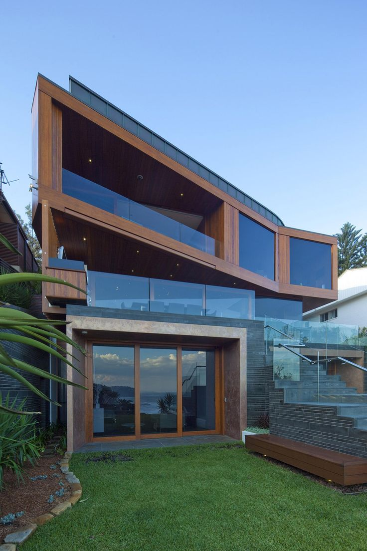 156 best façade images by Mariam ka on Pinterest | Contemporary ...