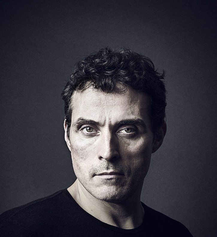 Rufus Sewell, photographed by Andy Gotts.
