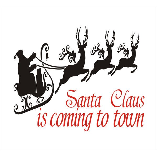 santa claus is coming to town pdf free