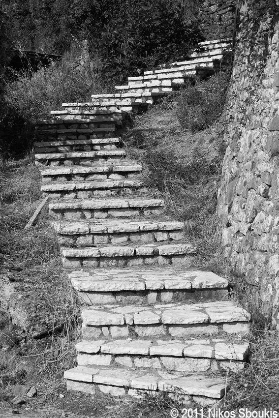 Stairs, Ano Chora