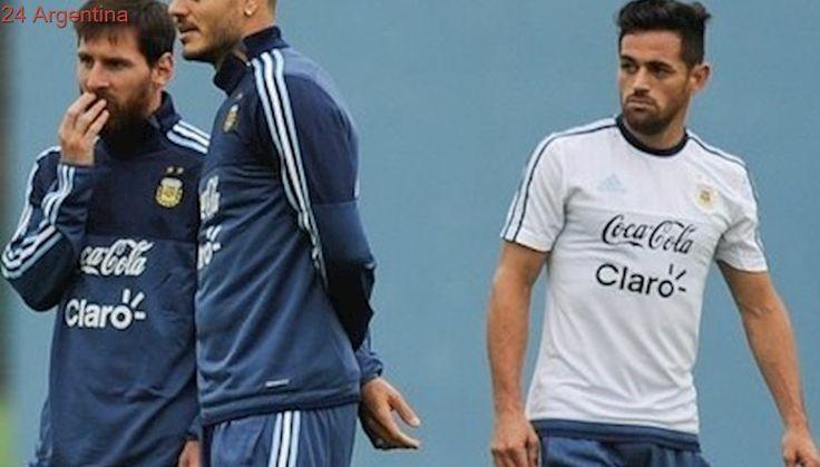 Lionel Messi mostró su buena conexión con Mauro Icardi en una práctica