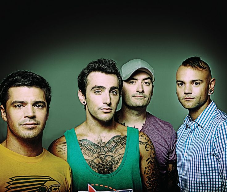 Hedley Gotta say, I've loved them since Jacob Hoggard was on Canadian Idol, since before Hedley was the band it is today. Honestly, they were probably better before. #Mainstream