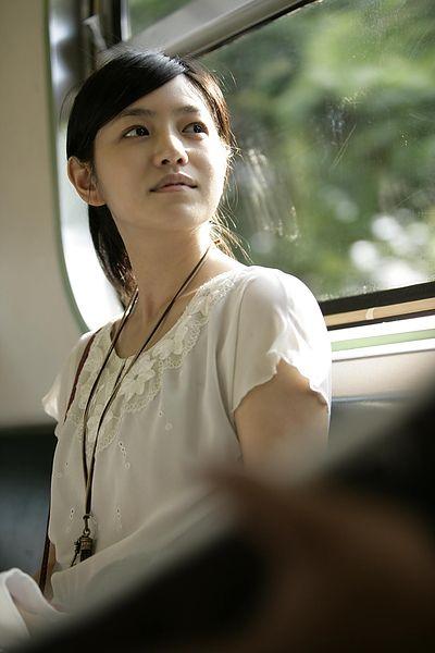 Michelle Chen (La conoci en Hear me)