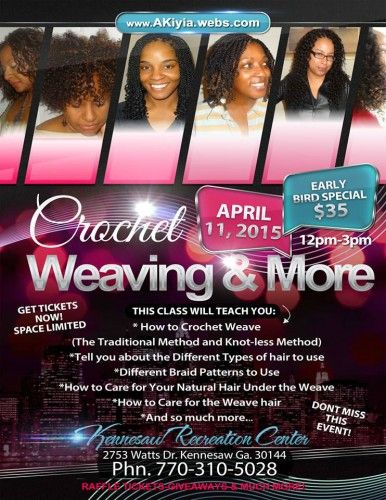 New Event Flyer | Natural hair events | Pinterest | Flyers ...