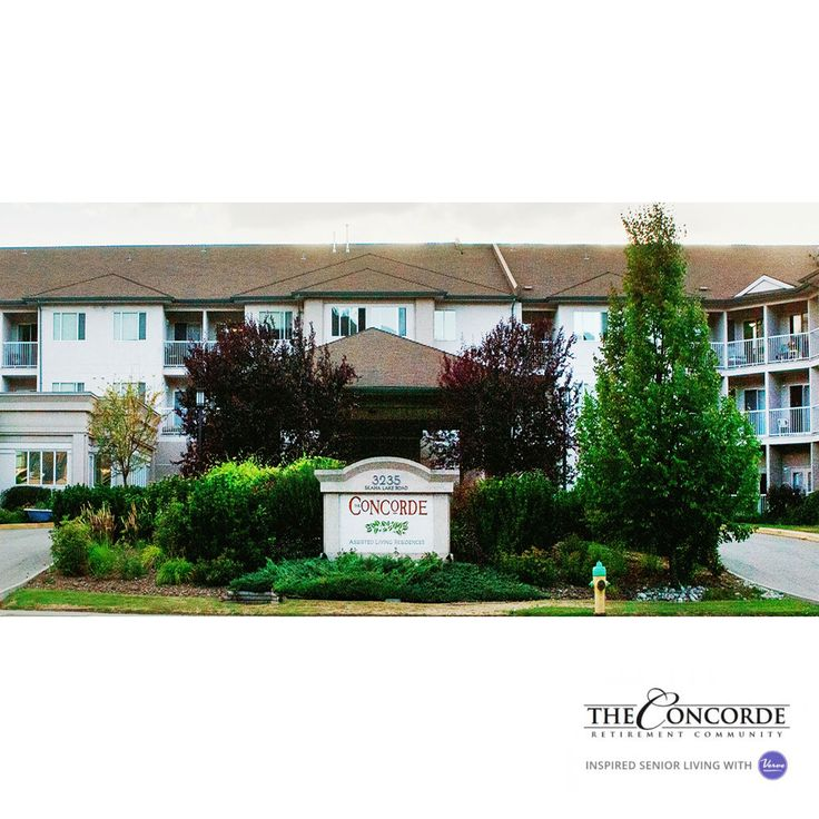Tucked in a beautiful setting in the heart of the Okanagan Valley, The Concorde Retirement Residence is situated between two lakes in a peaceful neighbourhood, making it the ideal place for inspired senior living.