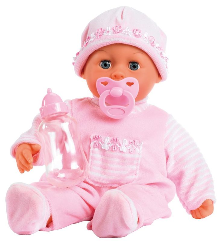 Bayer Design First Words Baby Doll Review