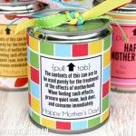 Mothers Day Idea: Teacher Gifts, Teacher Appreciation, Mothersday, Mothers Day Gifts, Gifts Ideas, Mother Day Gifts, Tin Cans, Tins Cans, Crafts
