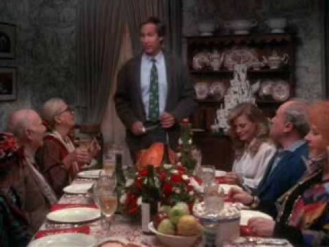 Christmas Vacation Montage