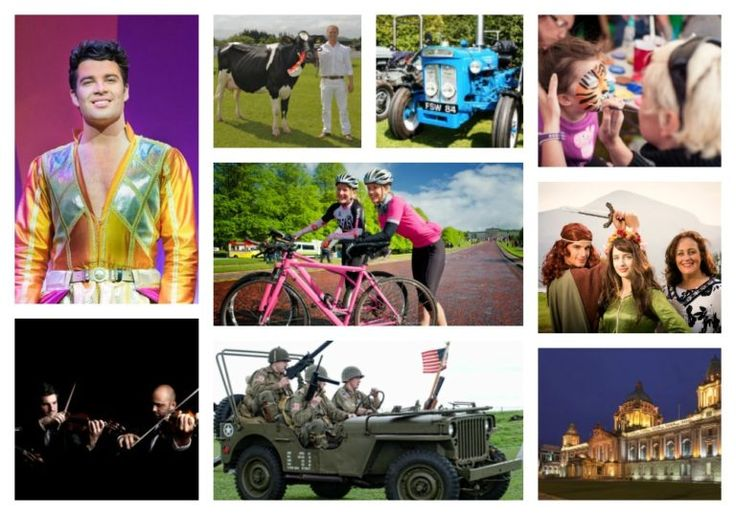 Tourism NI has put together a list of 10 exciting things to do in Northern Ireland (May 29 – June 4).  https://whatsonni.com/news/2017/05/ten-exciting-things-to-do-in-northern-ireland-next-week-2/?utm_content=buffera7fcc&utm_medium=social&utm_source=pinterest.com&utm_campaign=buffer