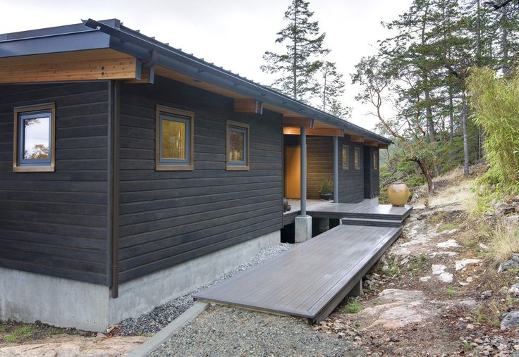 Gallery of Cortes Island Residence / Balance Associates Architects - 4