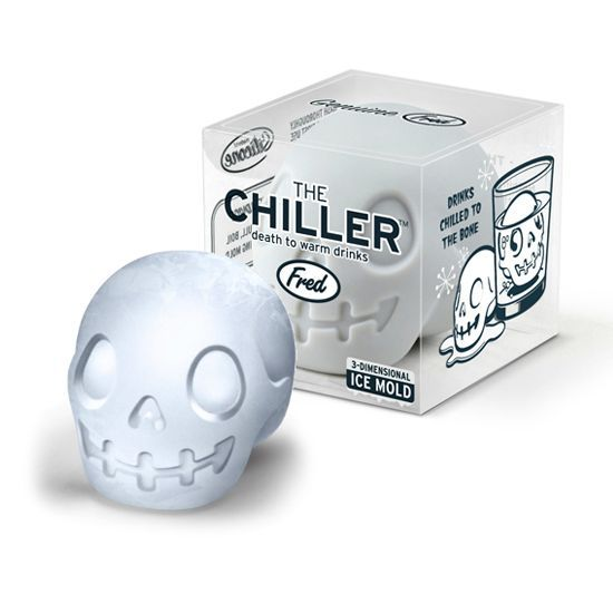 """""""The+Chiller""""+Ice+Mold+by+Fred+&+Friends"""