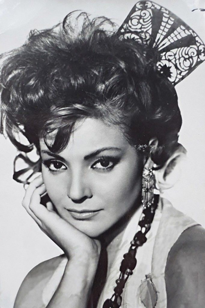 Carmen Sevilla. Spanish actress and singer mostly from 1950's and 1960's. Beautiful.