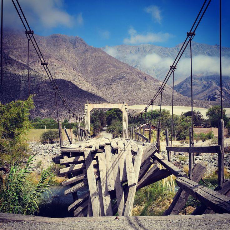 Valle de Elqui, IV región, Chile. (Enero del 2015)