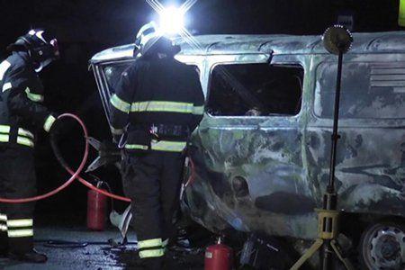 Последствия ДТП с участием иномарки и отечественного автомобиля в ТиНАО