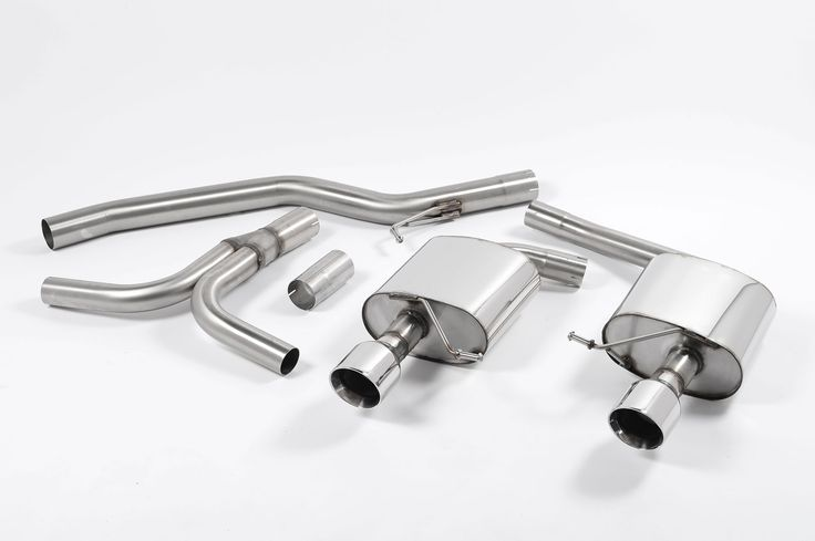 Milltek Sport Performance Exhaust Systems for the Audi A5 Cabriolet 3.0 TDi (DPF) quattro