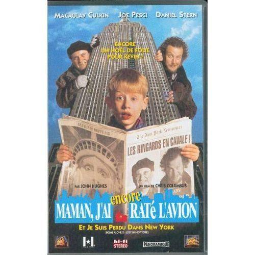 Maman, j'ai encore raté l'avion [VHS]: Cet article Maman, j'ai encore raté l'avion [VHS] est apparu en premier sur Toutes les promotion…