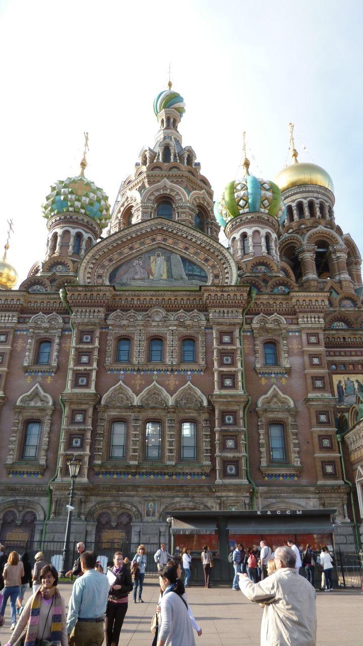 2013年「ロシアに行ってきました」その2』 [サンクトペテルブルク]の ... JTB旅物語「ロシアハイライト7日間」26名参加の<br