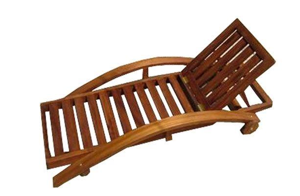 Concha Sunbed - Yuni Bali Furniture | Bali Furniture