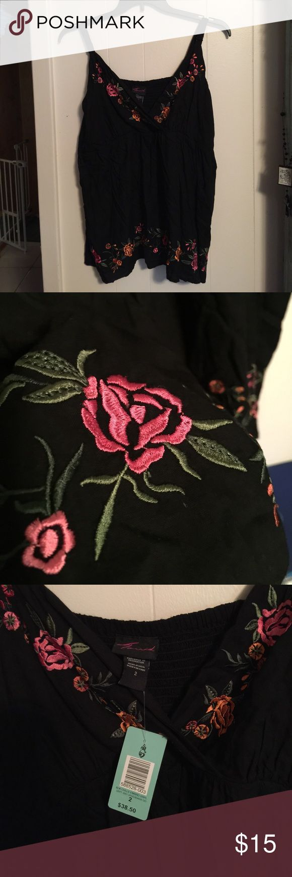 Torrid Tank Top  Never worn and tags still attached. Very beautiful! torrid Tops Tank Tops
