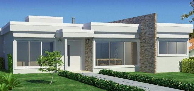 Fachadas modernas de casas en argentina esquina jpg tattoo for Fachadas de casas modernas tropicales