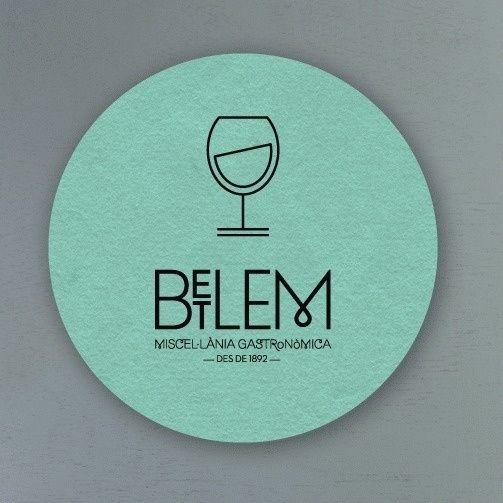 Betlem gastro bar on the Behance Network in Logo