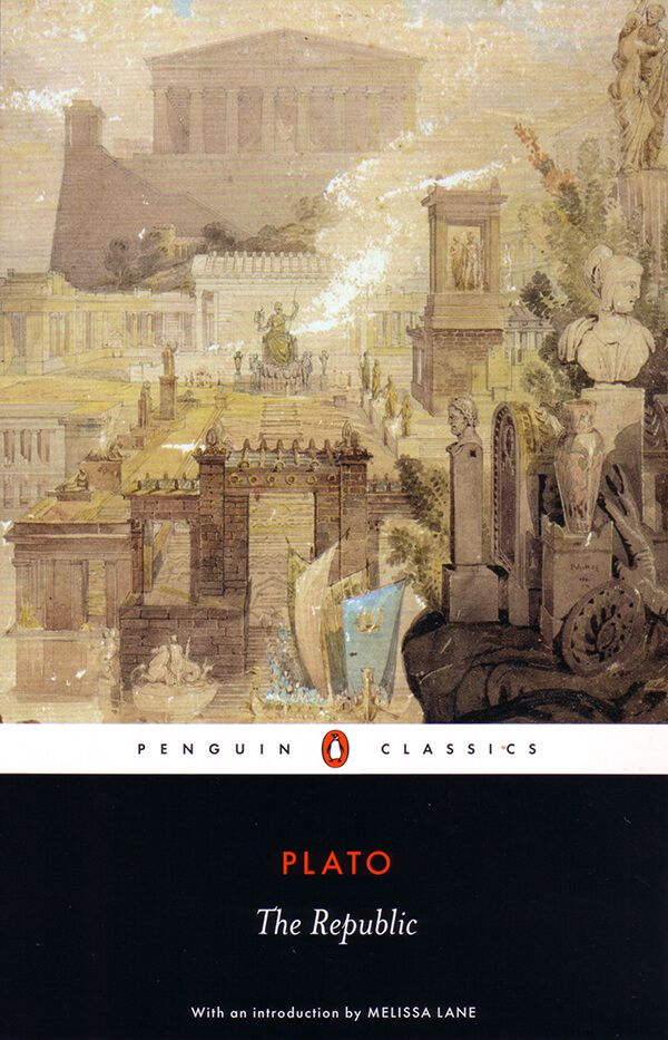 The Republic By Plato Penguin Classics Philosophy Books Plato